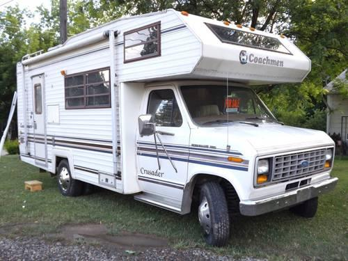 coachman motor home for sale in corning new york