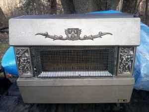 coal stove - $400 (jim thorpe)