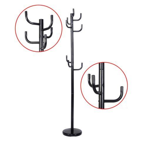 Coat Rack Hat Stand Tree Hanger Hall Umbrella Holder