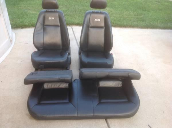 cobalt ss seats leather chevy for sale in dardenne. Black Bedroom Furniture Sets. Home Design Ideas