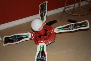 Coca cola ceiling fan parts aloadofball Images