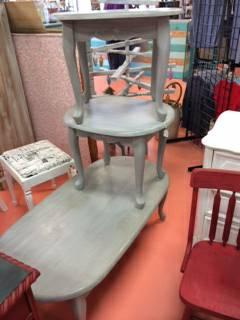 Coffee Table and End Table Set - $150