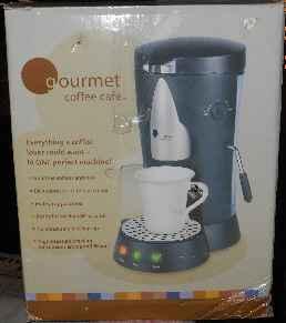 COFFEE,TEA,ESPRESSO,CAPPUCINO MACHINE - $25 Thomasville N.C.