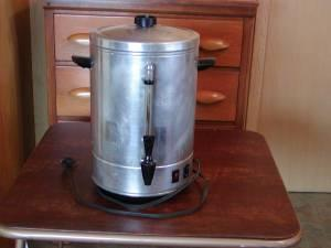 Coffee Urn 84 cup - Catering, Restaurant, Church, Clubs