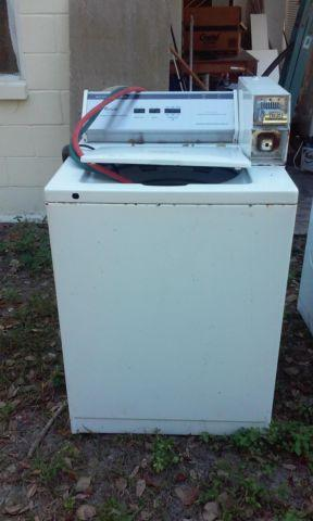 Coin Operated Washer Dryer For Sale Adb Coin News