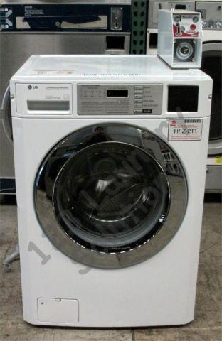 Coin Operated Lg Front Load Washer Gcw1069cs White For