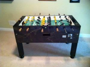 Coin Operated Tornado Foosball Table - $675 (Savannah)