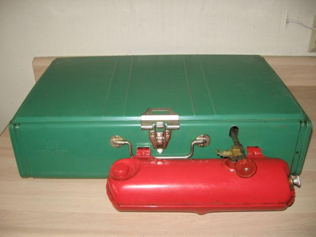 Coleman Camping Stove and (2) Lanterns