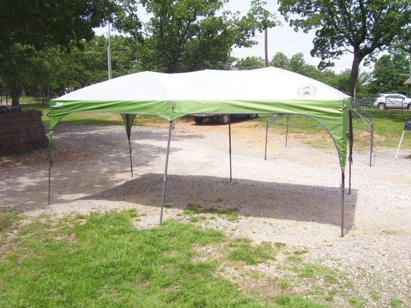 Coleman Huge 16u0027 x 8u0027 Canopy - $150 (Sapulpa) & Coleman Huge 16u0027 x 8u0027 Canopy - (Sapulpa) for Sale in Tulsa ...
