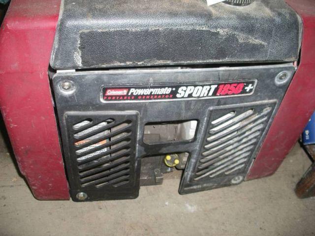 Coleman Powermate 1850 Generator