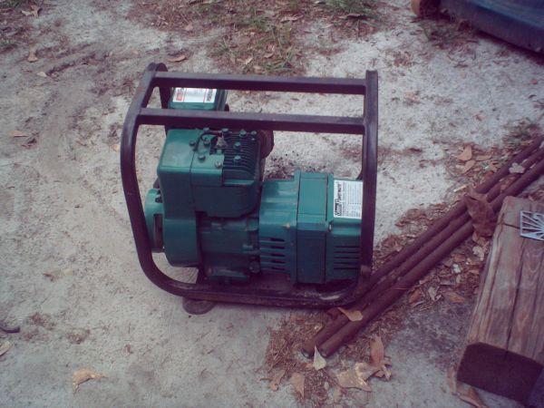 Coleman Powermate Generator Tony S Mower Service Wagener For Sale In Columbia