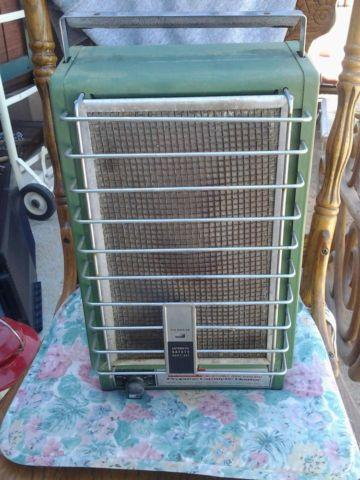 Coleman Propane Catalytic Heater For Sale In Joshua Tree