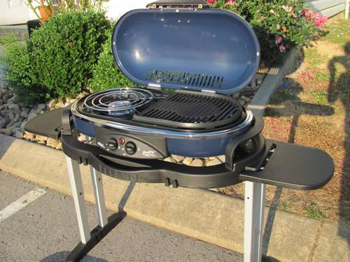 Coleman Road Trip Grill LX Travel Camping Tailgate