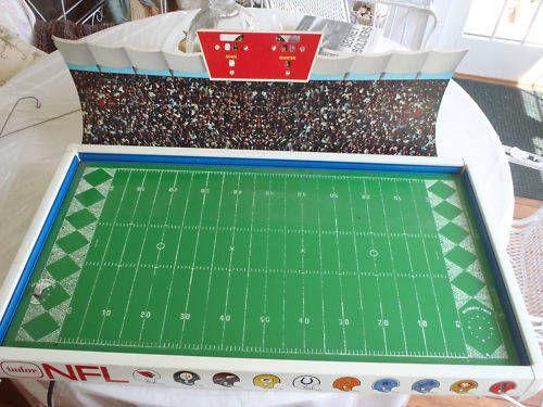Collectible Toys - 1967 Tudor Deluxe Electric Football Set