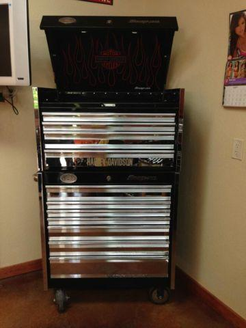 Worth Harley Davidson >> Collection HARLEY DAVIDSON SNAP ON TOOL BOX for Sale in Sarasota, Florida Classified ...