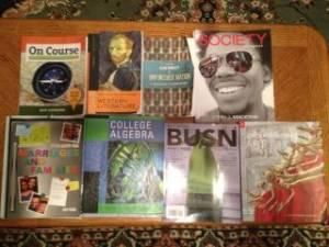 College Text Books - $20 (Big Spring/Midland)