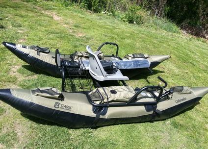 Colorado Pontoon Boat Classic For Sale In Weaverville