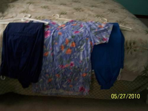 Colorful Scrub Uniforms (lightly used)