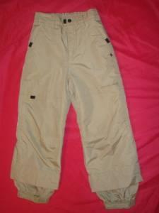 columbia sportswear co. kids snow pants size 8 - $5
