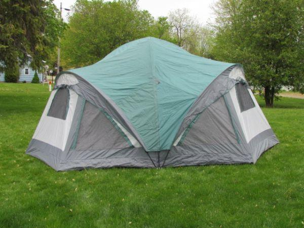 Columbus Discover Nature Commander Dome Tent Bowling