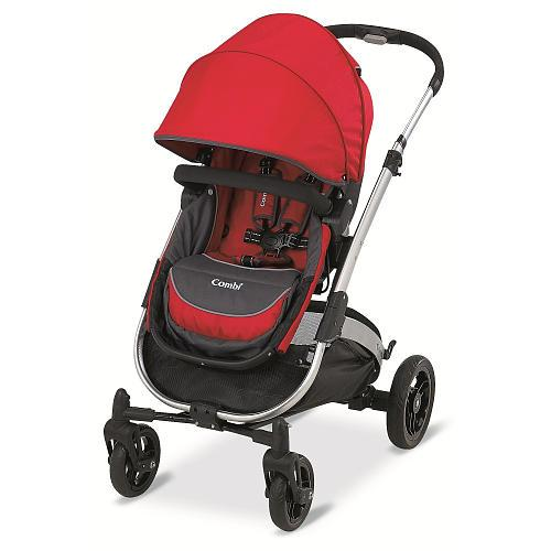 Combi Catalyst DX Stroller - Red