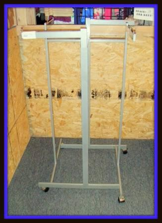 Commercial Clothing Racks from: - $40