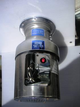 Insink : COMMERCIAL GARBAGE DISPOSAL, INSINK-ERATOR 1 H.P. SS 100, NEW for Sale ...