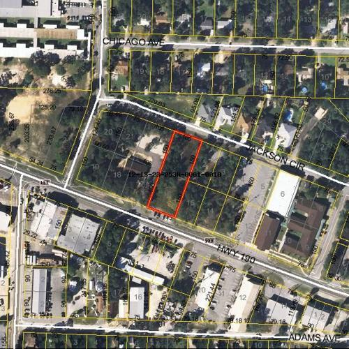 Commercial Property Near Eglin AFB, Valparaiso Florida
