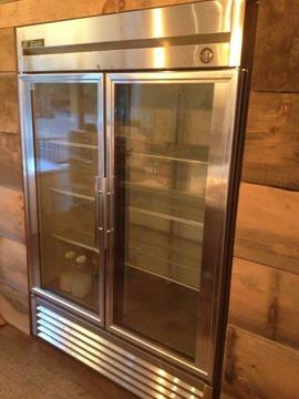 Commercial Appliance True Refrigerator Model T49G