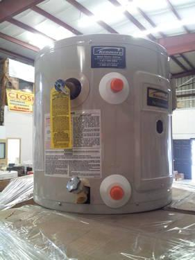 compact electric water heater