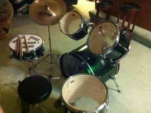 Complete 5 piece Drum Set - $275 (Lakewood, CO)