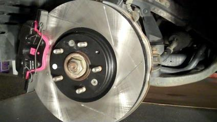 Complete Brake Service $109.99 with Ceramic Brake Pads