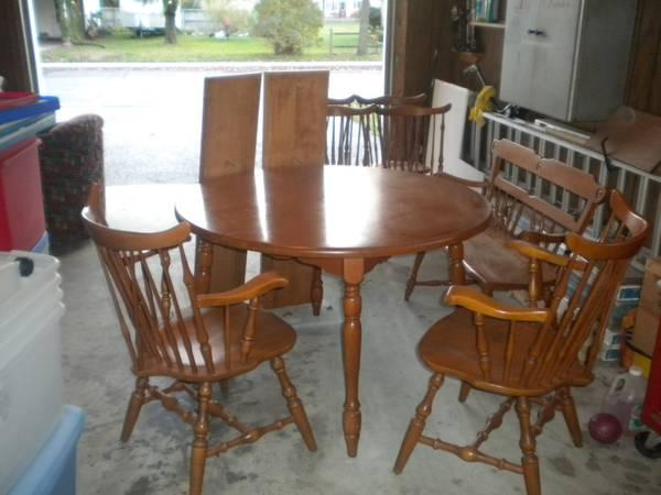 Complete Dining room set - $650