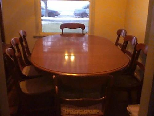 dining table for sale in Washington Classifieds & Buy and Sell in ...