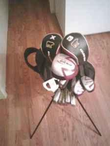 Complete Golden Bear Golf Set - $125 (LEESBURG)