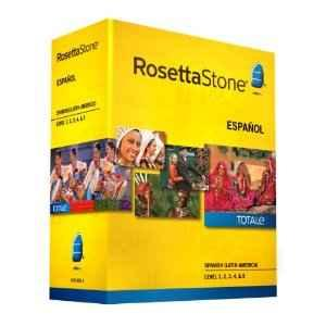 Complete Spanish Rosetta Stone Set - $300 Lexington