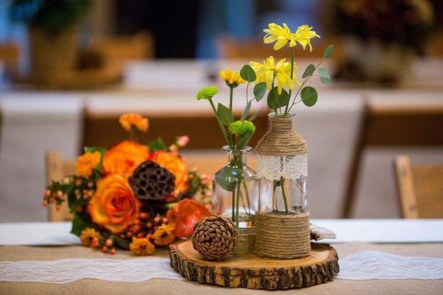 Complete Woodland / Rustic Wedding Theme Decor Package