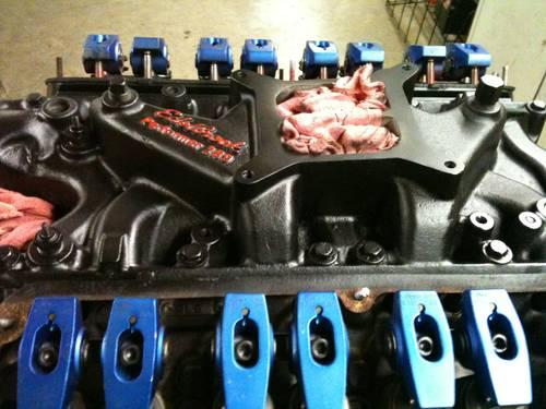 Completely rebuilt Oldsmobile 403 short block CHEAP!!