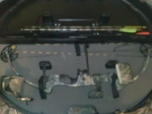 Compound bow - $100