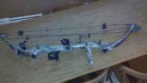 compound bow!!! - $225 (maiden nc)