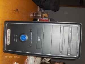 Computer case - $30 Worcester Area