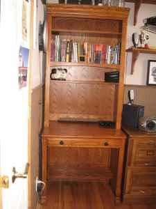 Computer Desk Bookshelf Pueblo West For Sale In Pueblo