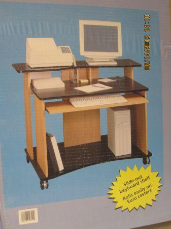 Computer Desk Workstation Never Used In Box North Ames
