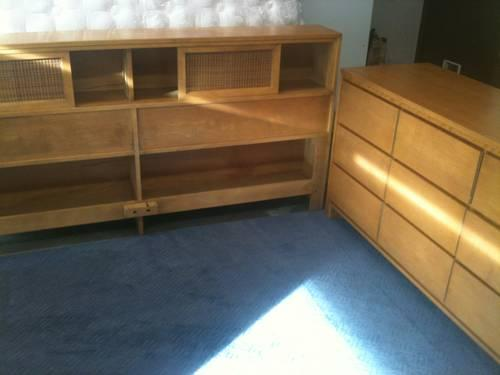 CONANT BALL RUSSEL WRIGH King Size Bedroom Furniture