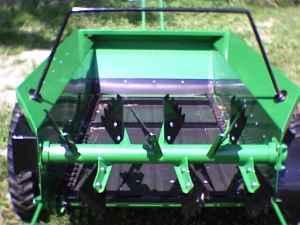 Conestoga Manure Spreaders - $2250 (Bly Farm, Leroy,Pa)