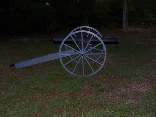 Confederate Civil War Cannon Replica For Sale In Aaron