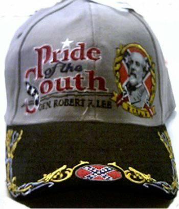 Confederate-Rebel-Dixe Caps Hats Flags - $8