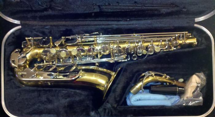 Conn 20m Alto Saxophone Bethlehem Nc For Sale In Hickory North Carolina Classified