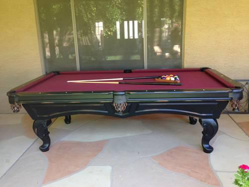 Connelly Ft Pool Table Beautiful For Sale In Scottsdale - Buckhorn pool table