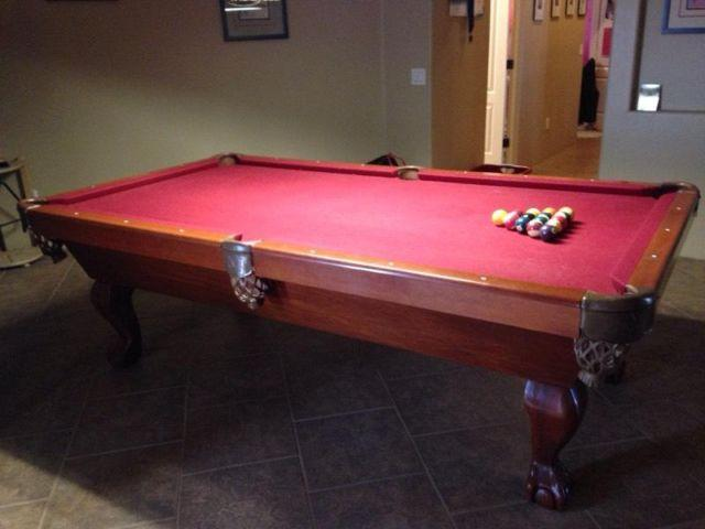 Connelly Pool Table For Sale In Sun City Arizona Classified - Connelly pool table tucson az